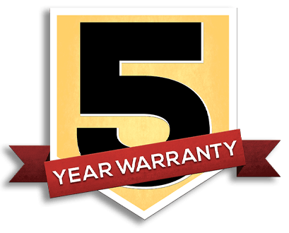 Old Hickory Sheds 5 Year Warranty