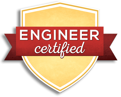 Old Hickory Sheds Engineer Certified