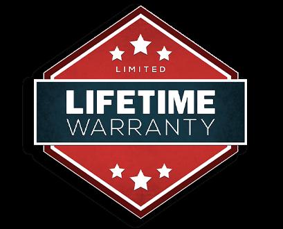 Old Hickory Sheds Limited Lifetime Warranty
