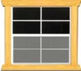 3'x3' window
