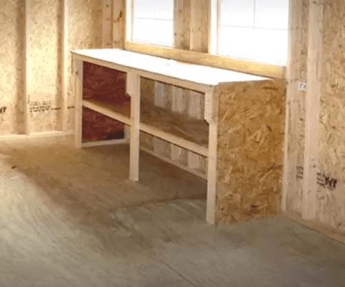 Workbench Addition