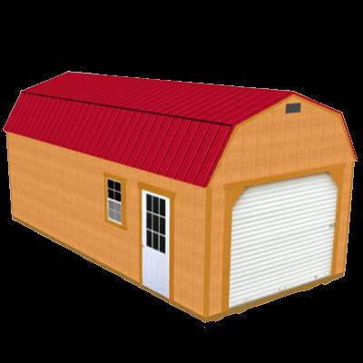 Hickory Sheds Garage