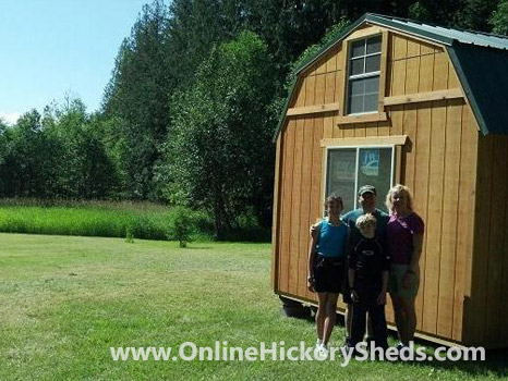 hickory sheds happy owners 49