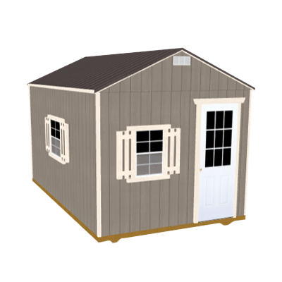 Hickory Sheds Tiny Rooms