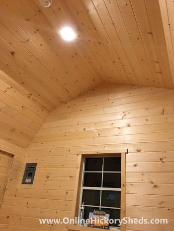 hickory sheds tiny room lofted barn vert 2