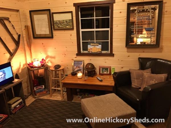 hickory sheds tiny room utility big 18